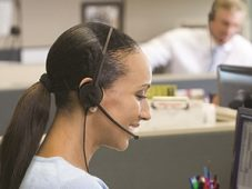Headset kabelgebunden, Callcenter Headset, Office Headset, Business Headset