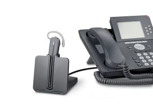 Wireless Headset, DECT Headset, kabelloses Headset, Telefon-Headset