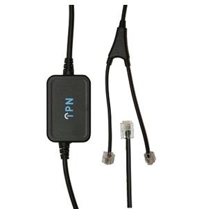 EHS-Kabel zu Avaya + Shortel phones