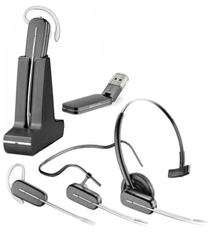 USB Headset, Dect Headset, Dongle Headset, Wireless Headset, Plantronics Headset