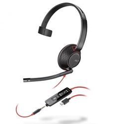 USB Headset, Plantronics Headset, monaurales USB Headset, Callcenter Headset, Büro Headset, Office Headset, VoIP Headset, UC Headset