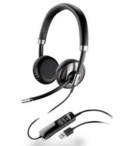 ANC Headset Plantronics, USB Headset, Office Headset, Callcenter Headset