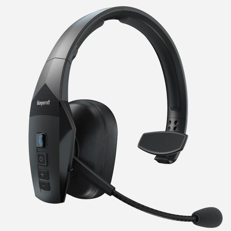 Bluetooth Headset, BT Headset, Sprachgesteuertes Headset, Trucker Headset, Warenhaus Headset