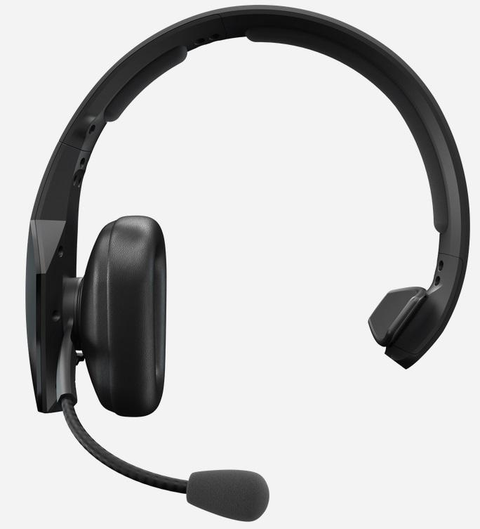 Bluetooth Headset, Headset mit Sprachsteuerung, Headset Bluetooth 5.0, Headset für LKWfahrer, Industrie-Headset, Warenhaus-Headset