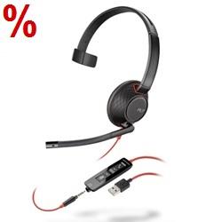 USB Headset für PC und Smartphone, UC Headset, Poly Headset