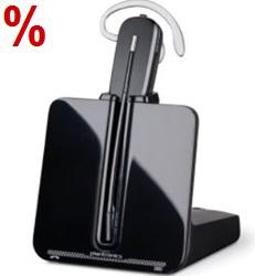 Kabelloses Headset für Tischtelefone, Wireless Headset, DECT Headset, Plantronics Headset