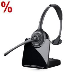 Plantronics DECT Headset CS510, monaural