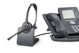 kabelloses DECT Headset Plantronics CS510 monaural