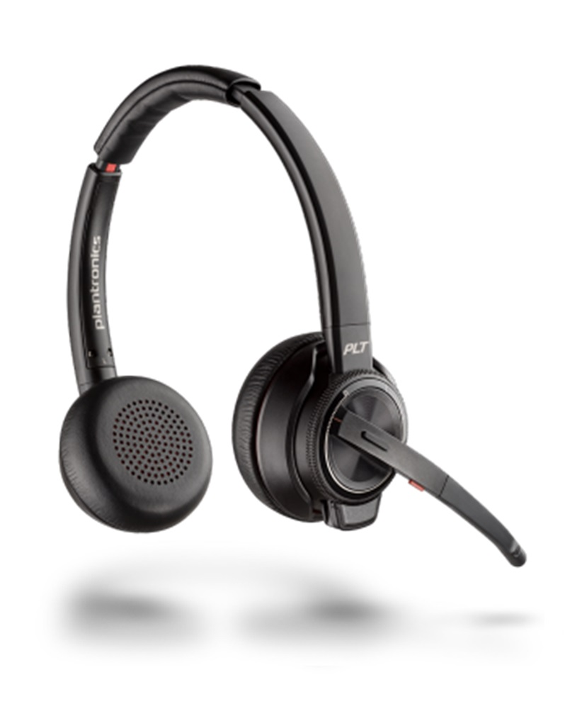 UC DECT Headset Poly