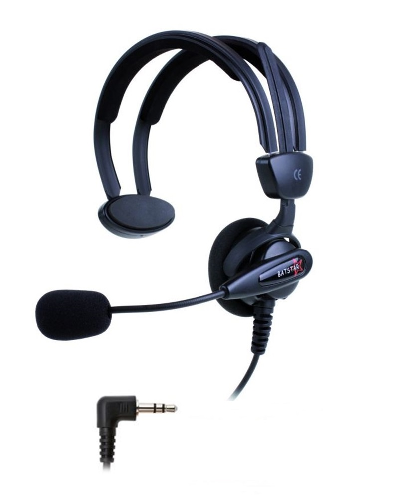 Pick by Voice Headset 3,5 mm Klinke