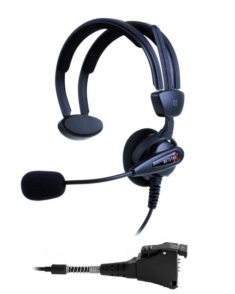 Headset für Lagerhaussysteme wie Vocollect-Talkman®