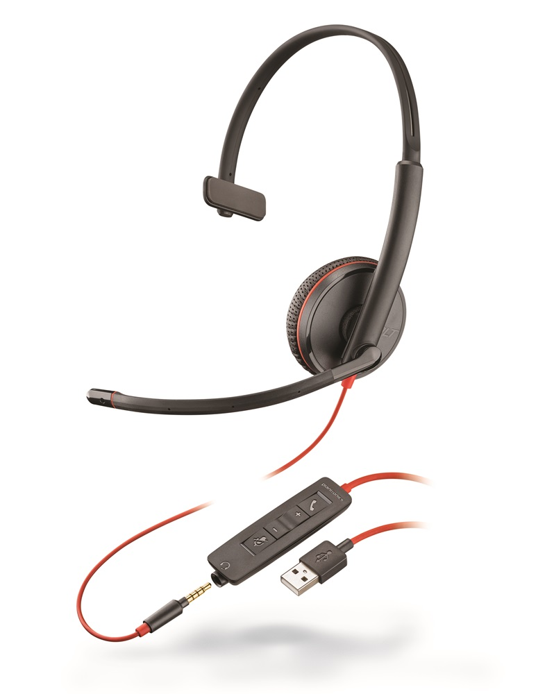 USB Headset Poly