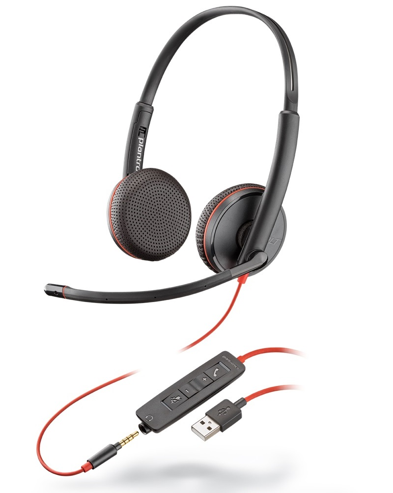 C3225 BLACKWIRE BINAURAL USB-A/USB-C