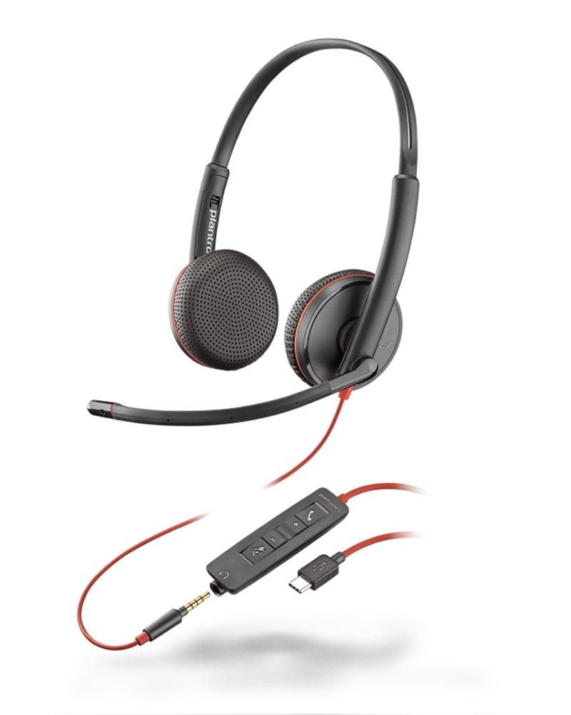 C3225 BLACKWIRE BINAURAL USB-A/USB-C