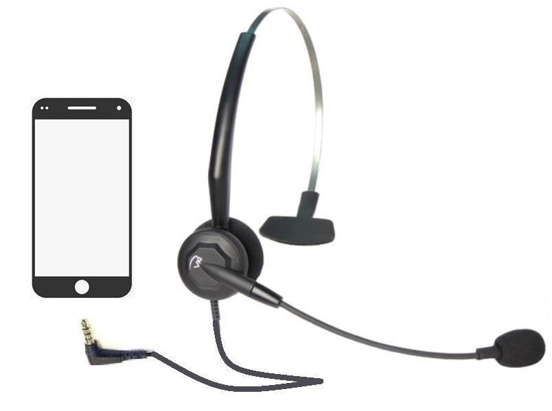 Kabelgebunden zu Smartphone