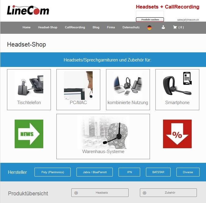 Headset-Shop