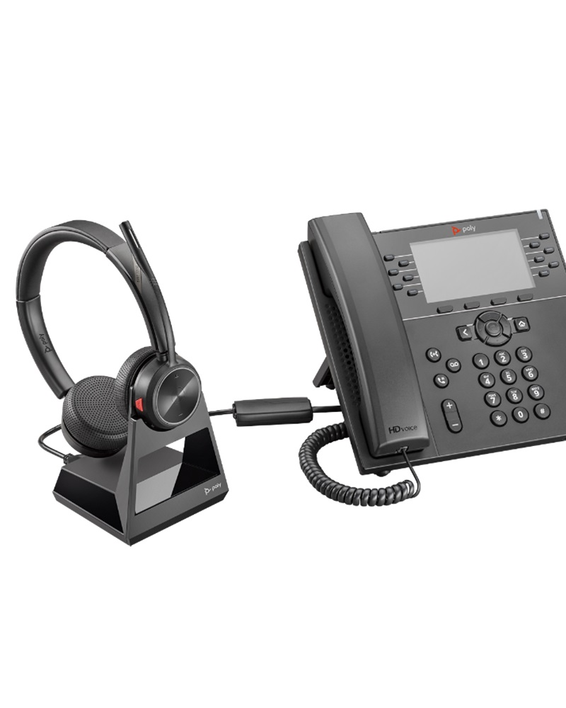 SAVI S7220 OFFICE BINAURAL DECT