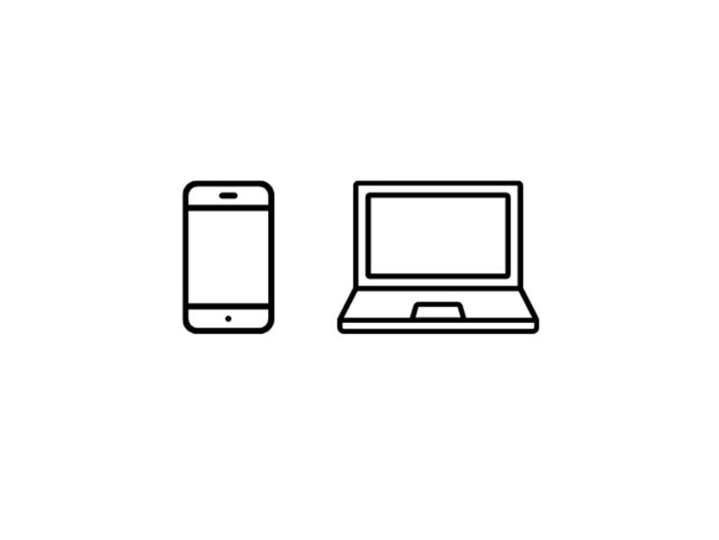 PC/MAC + Smartphone
