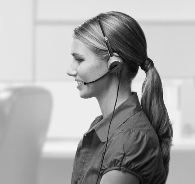 Office Headset schnurgebunden, Business Headset